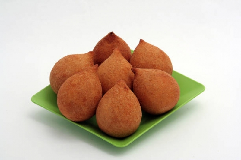 Comprar Salgados para Festa de Aniversário Campo Grande - Salgados Fritos para Festa