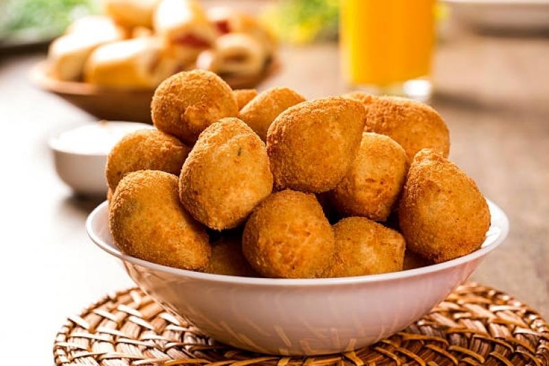 Onde Comprar Salgados Fritos para Festa Infantil Sacomã - Salgados de Forno para Festa Infantil