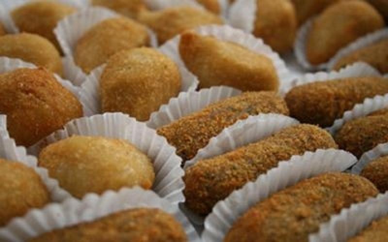 Onde Faz Salgados Fritos para Festa ABCD - Salgados Assados para Festa