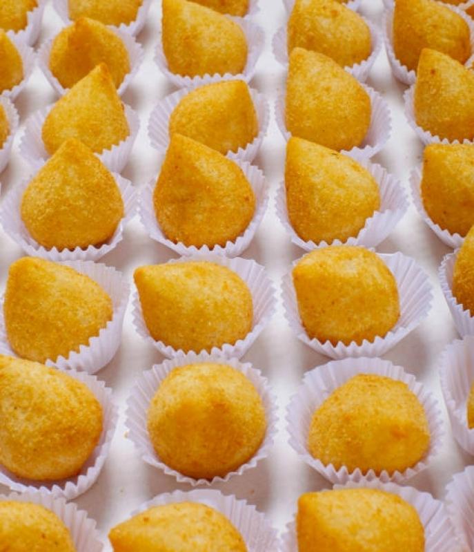 Salgados Fritos para Festa Infantil para Comprar Alvarenga - Salgados de Forno para Festa Infantil
