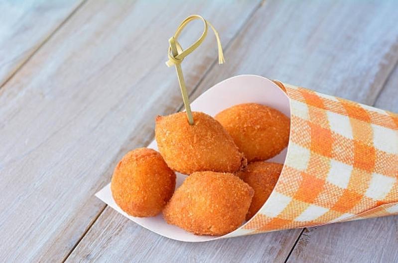 Salgados Fritos para Festa Infantil Campo Limpo - Salgados Tradicionais para Festa Infantil