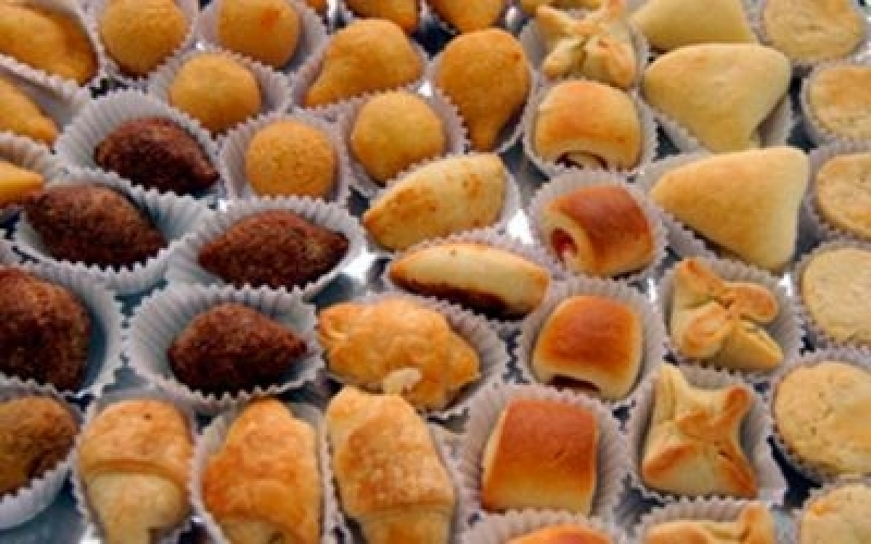 Salgados Fritos para Festa