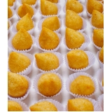 mini coxinha frango valores Jockey Club
